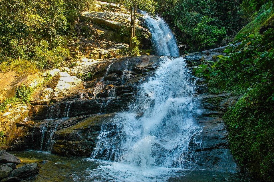 waterfall landscape rock  u00b7 free photo on pixabay free vector tree art free vector tree of life