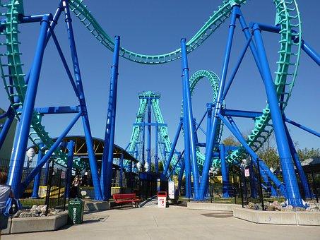 Leisure, Pleasure, Dynamic, Theme Park