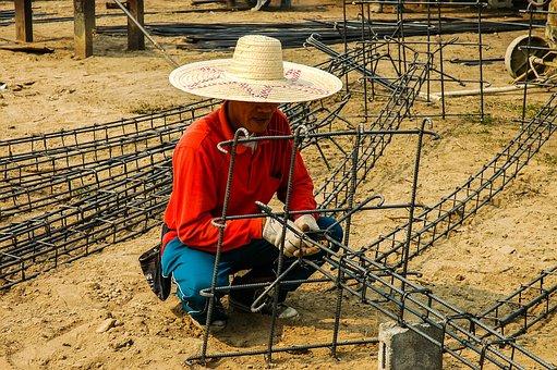 Trabalhadores Da Construção Civil, Homem