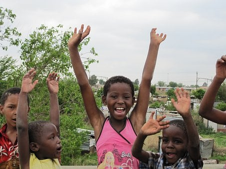 Children, Kids, African, South Africa