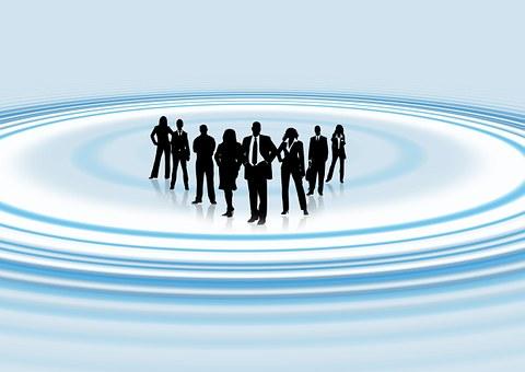 社会, 責任, シルエット, 個人, コミュニティ, 権限, 説明責任, 管轄権