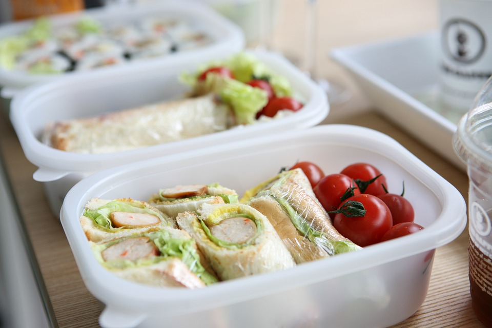 Lunch Box, Picknick, Sandwich