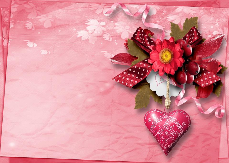 Valentine Heart Love Free Image On Pixabay