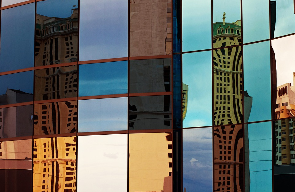 Free Photo Glass Facade Colorful Free Image On