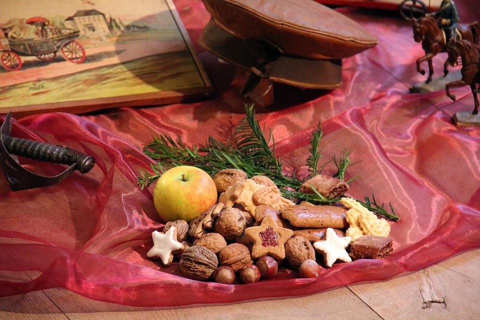 Nostalgische Weihnachtsbilder.Weihnachten Nostalgie Bunter Kostenloses Foto Auf Pixabay