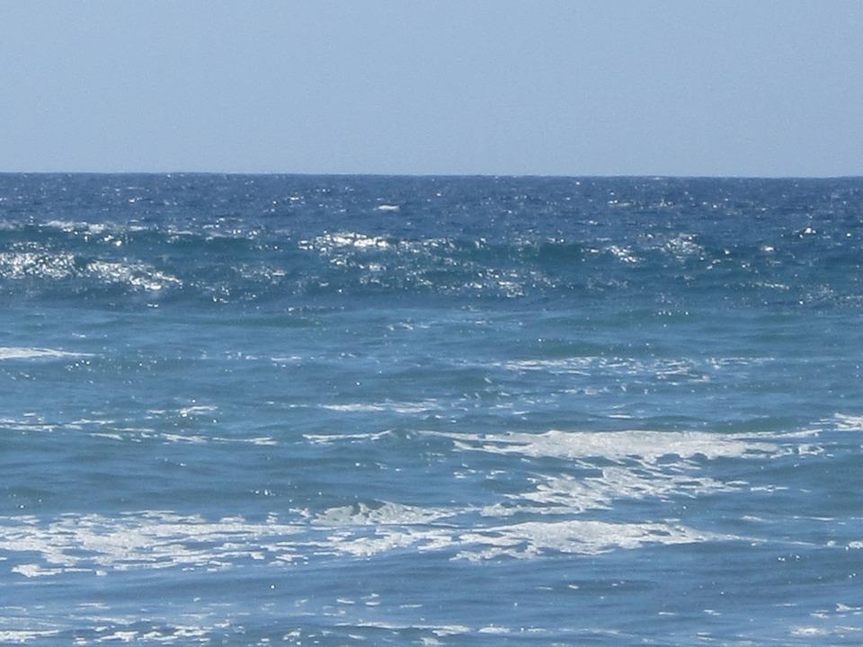 Photo gratuite mer bleu vague image gratuite sur for Images gratuites fond ecran mer