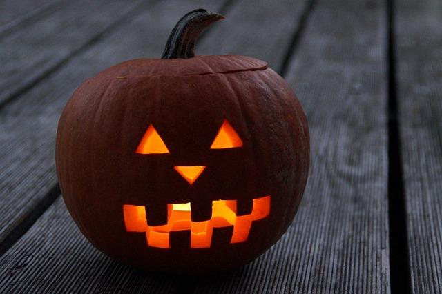 Pumpkin Halloween Face 183 Free Photo On Pixabay