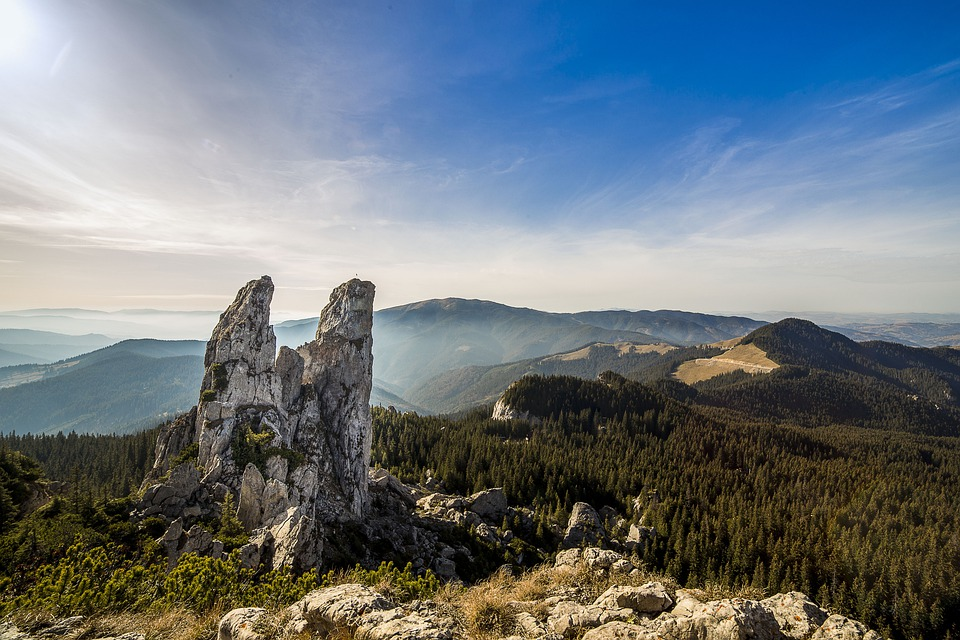Rumänien, Panorama, Landschaft