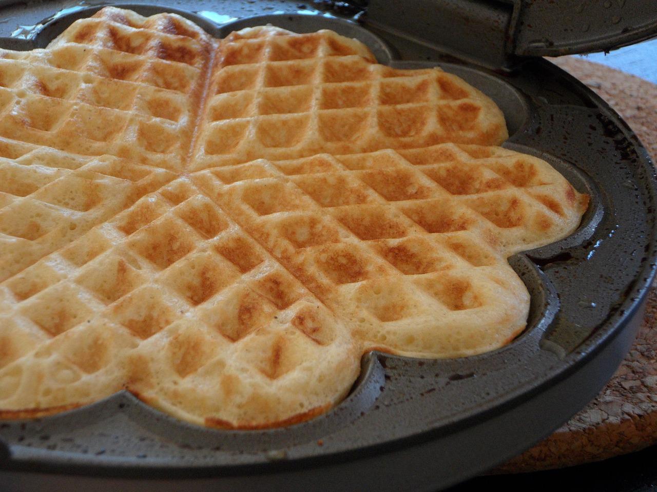 Как сделать тесто на вафли для вафельницы рецепт