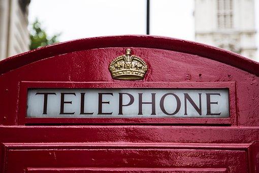 Cabina De Teléfono, Teléfono, Pública