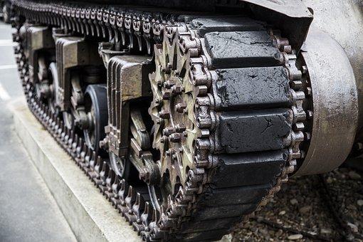 Tanque, Guerra, Blindagem, Pesados