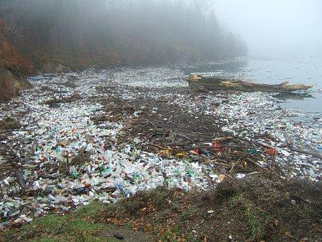 Pollution, Drina, Plastic Waste