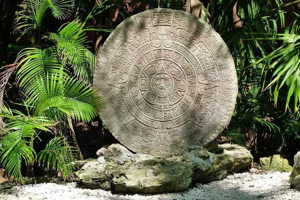 Calendario Azteco, Messico, Pietra, Caraibi, Vacanza