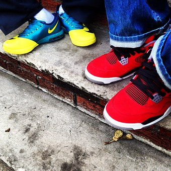 Nike Jordan Tennis Shoes Running Sports Ap