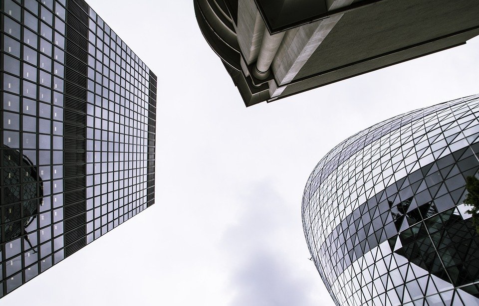 建物, アーキテクチャ, 市, 高層ビル, ガラス外装, 建物外観, ファサード, 都市, 近代的な建物