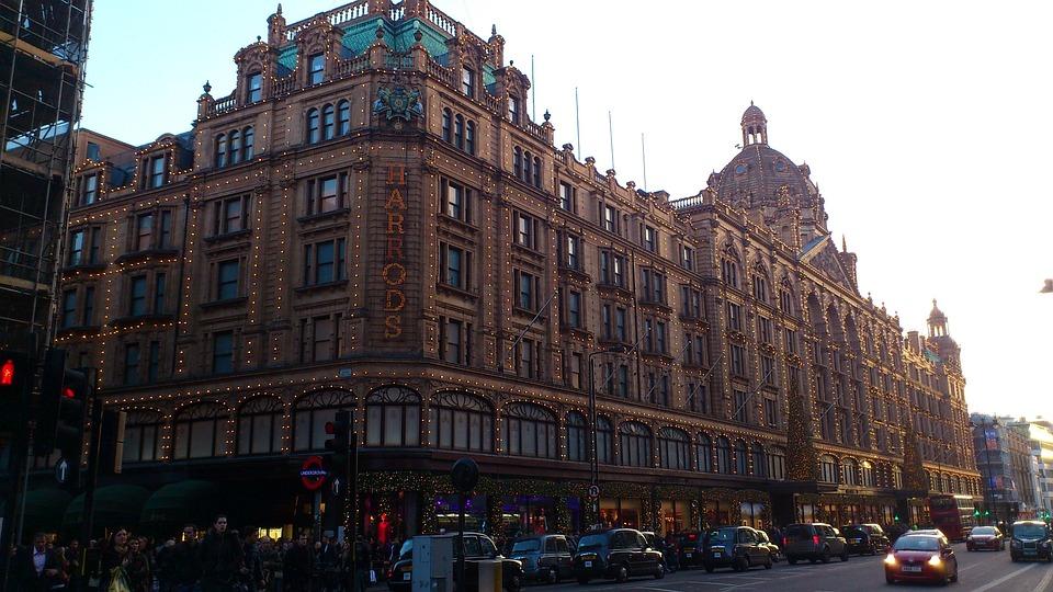 ロンドン、都市、建物、建築、イギリス、有名な