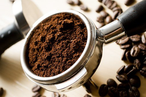 Kawa, Cafe, Kawa Mielona, Uziemione