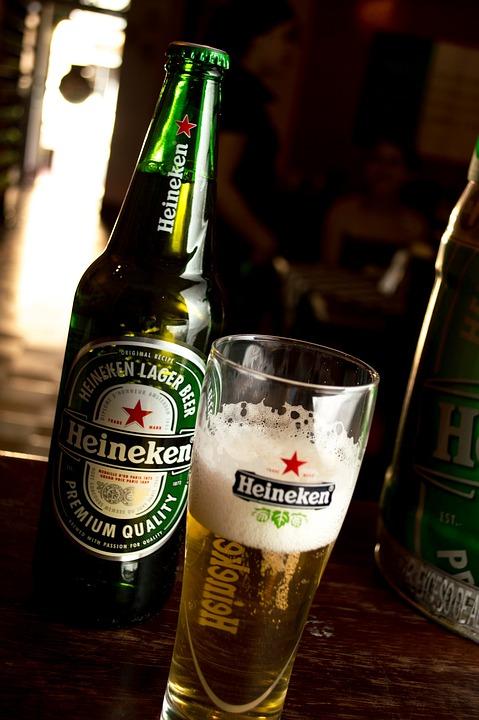 Foto gratis: Heineken, Cerveza, Vaso De Cerveza - Imagen gratis en ...