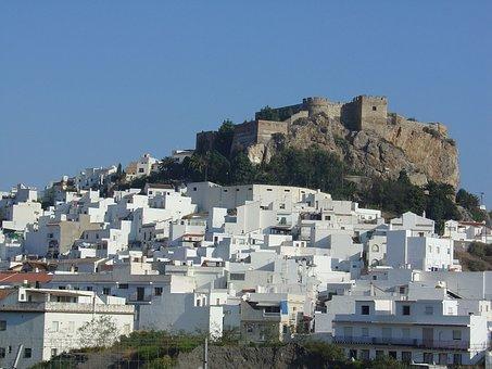 Qué ver qué hacer en Granada, Pueblos Blancos, Salobreña