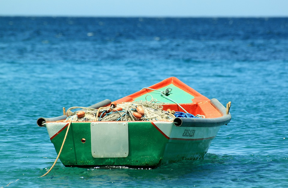 Free photo boat fishing tropic ocean free image on for Ocean fishing boats