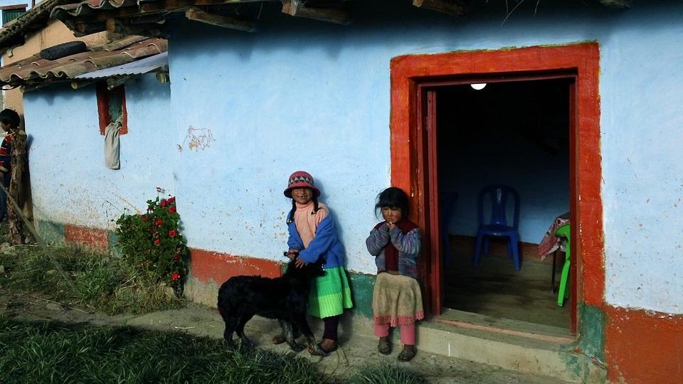 Bolivia Kinderen Zuiden Gratis Foto Op Pixabay
