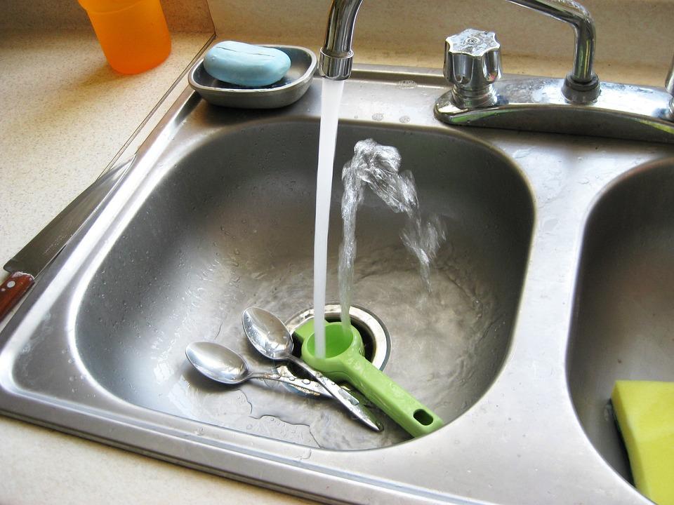 Waschbecken Küche Wasserhahn - Kostenloses Foto auf Pixabay