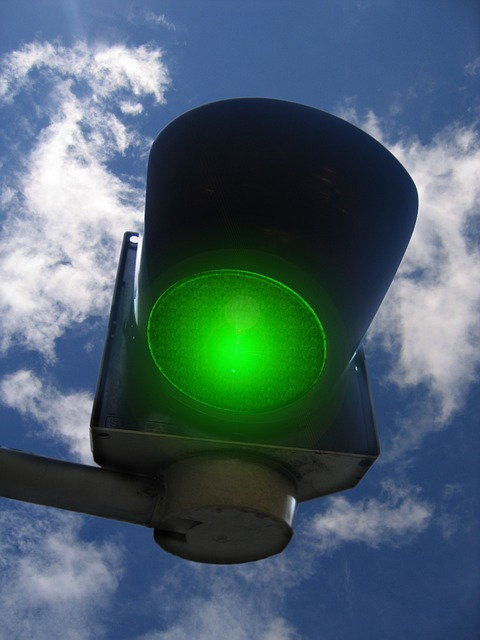 Free Photo  Traffic Lights  Green