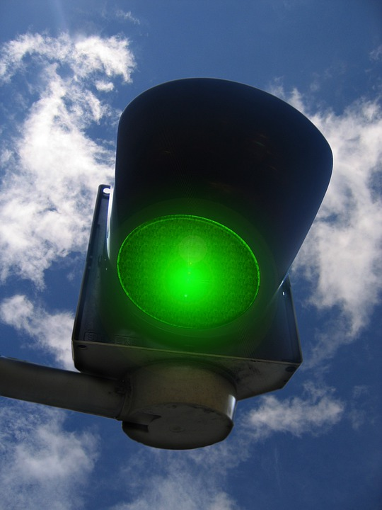 Traffic lights green light free photo on pixabay traffic lights green traffic light signal light aloadofball Choice Image