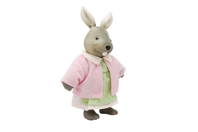 free photo  toy  rabbit  animal  cute  isolated - free image on pixabay