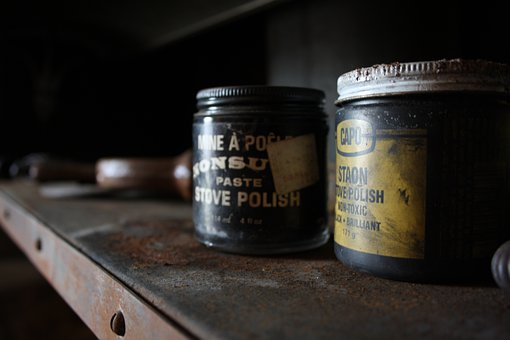 Jars, Dusty, Old, Vintage, Antique