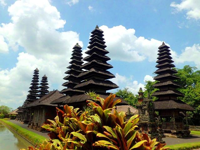 Free Photo Pura Taman Ayun Bali Indonesia Free Image On Pixabay 209533