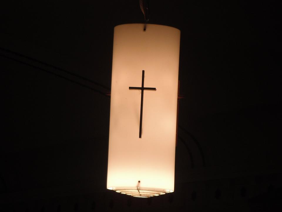 Cross Light Religion Free Photo On Pixabay