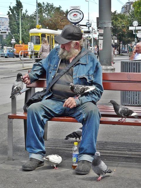 Beggars Penner Man  Free Photo On Pixabay-3012