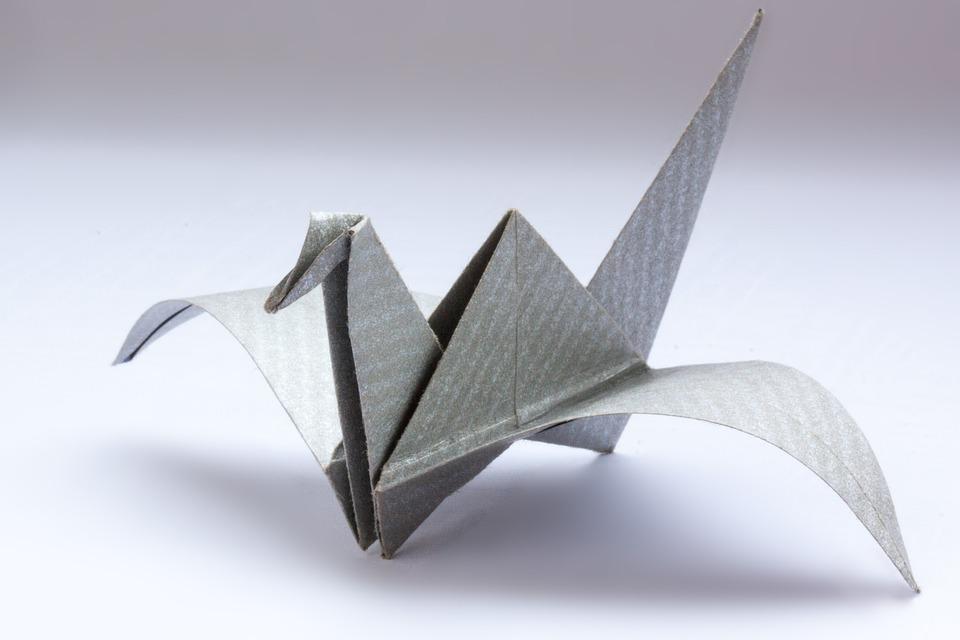 origami art of paper folding fold free photo on pixabay