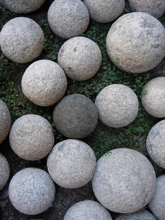 kostenloses foto katapulte steine runde rhodos kostenloses bild auf pixabay 210058. Black Bedroom Furniture Sets. Home Design Ideas