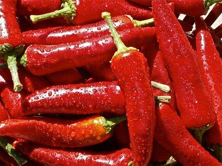 Fruit, Pepper, Vegetable, Vegetables