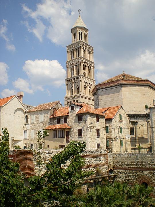Mediterrane Architektur kroatien turm mediterrane kostenloses foto auf pixabay