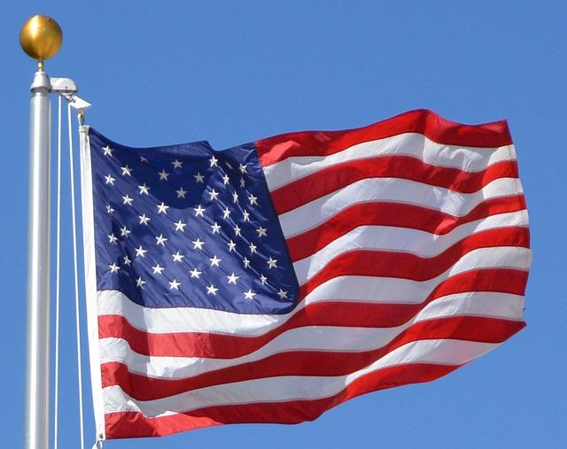 Flag United States Usa 183 Free Photo On Pixabay
