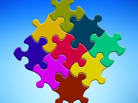 Puzzle, Learn, Arrangement, Components