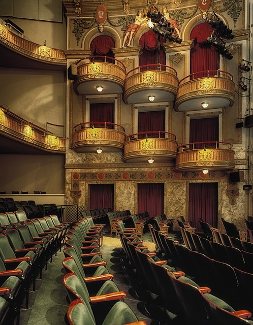 Free Photo Wells Theatre Norfolk Virginian Free Image