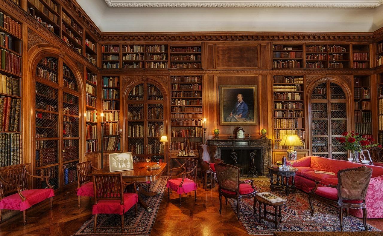 библиотека искусствознания фото стал