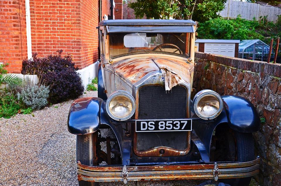 Old Fashioned Car · Free photo on Pixabay