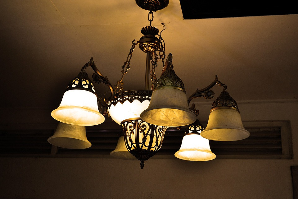 hotel photography | lamps