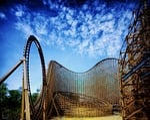 ohio, roller coaster