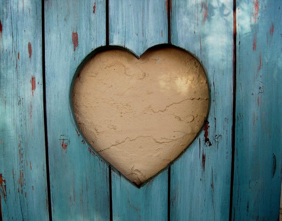Free Photo Cutout Shape Heart Shutter Wood Free Image On Pixabay 212016