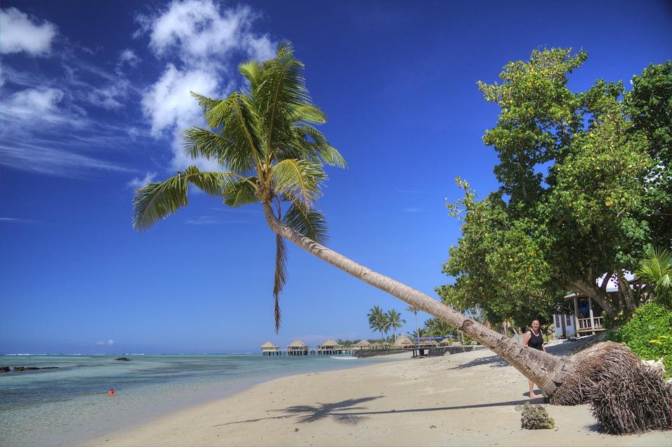 Samoa Tropics Beach Free Photo On Pixabay
