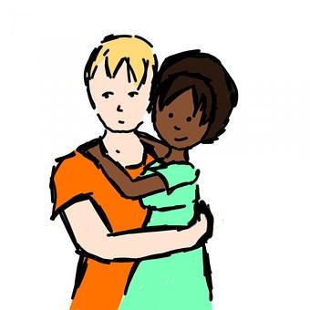 Interracial, Couple, Biracial, Black