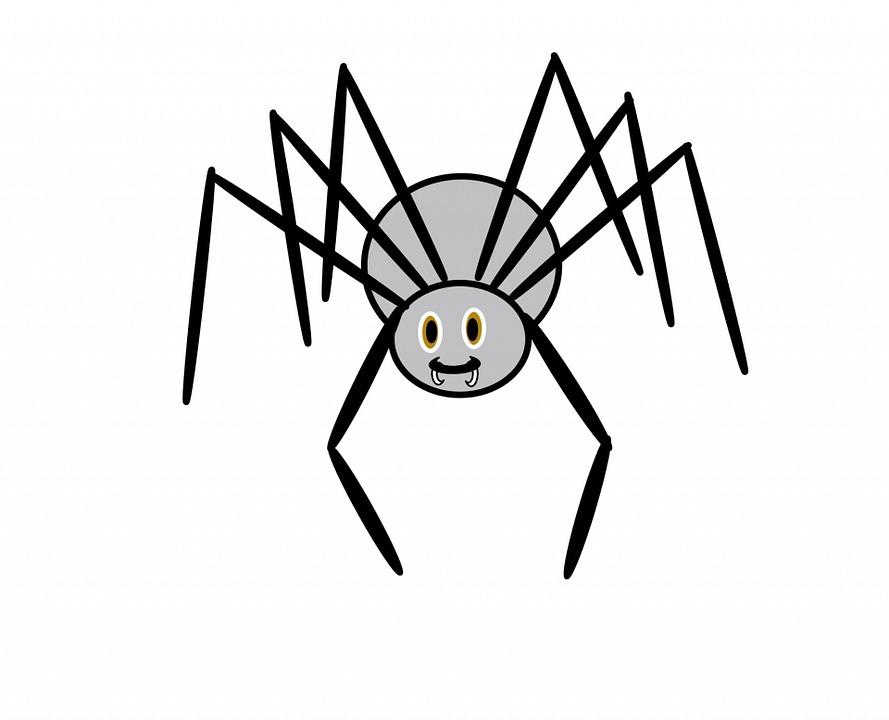 Spinne Unheimlich Halloween · Kostenloses Bild auf Pixabay