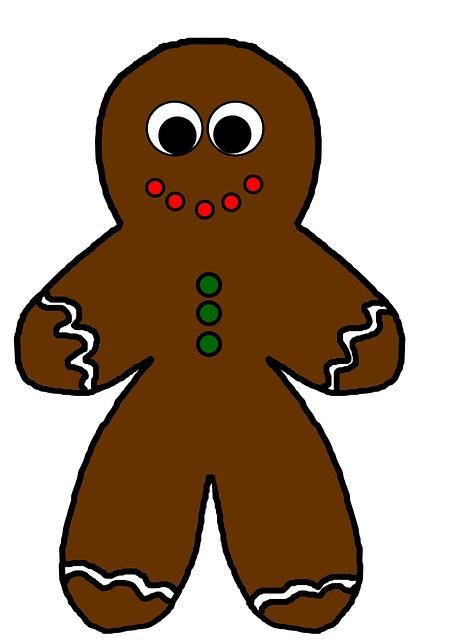 Gingerbread Man Ginger Bread 183 Free Image On Pixabay
