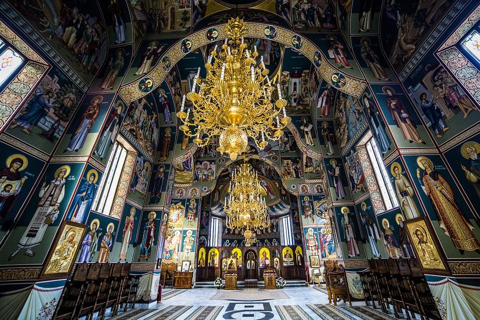 Rumänien, Kirche
